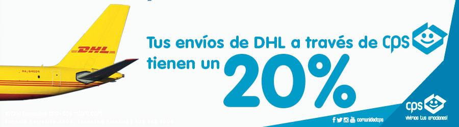 DHL Blanco
